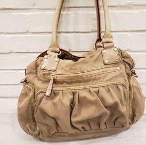 MZ Wallace Handbag Gold